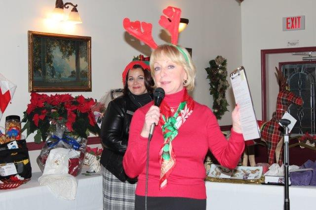2014 Holiday Charity Auction